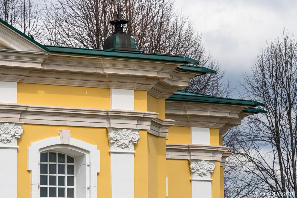 09. Архитектурные детали Церкви Михаила Архангела
