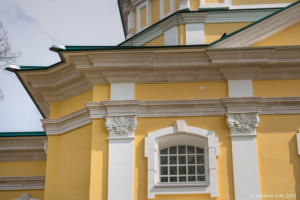 07. Архитектурные детали Церкви Михаила Архангела
