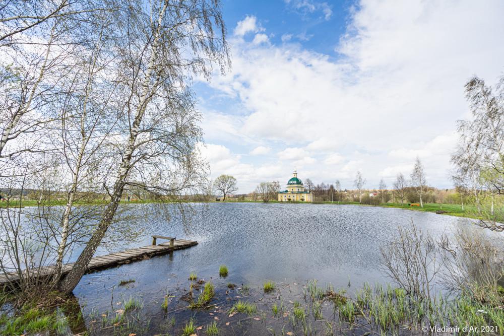 31. Усадебный пруд в Тараканово