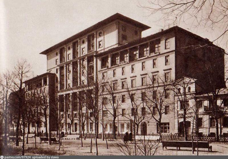 Дом полярника - 1960—1963