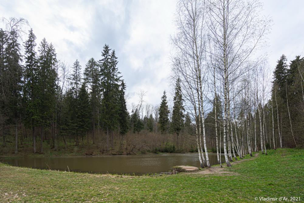 16. Усадебный пруд