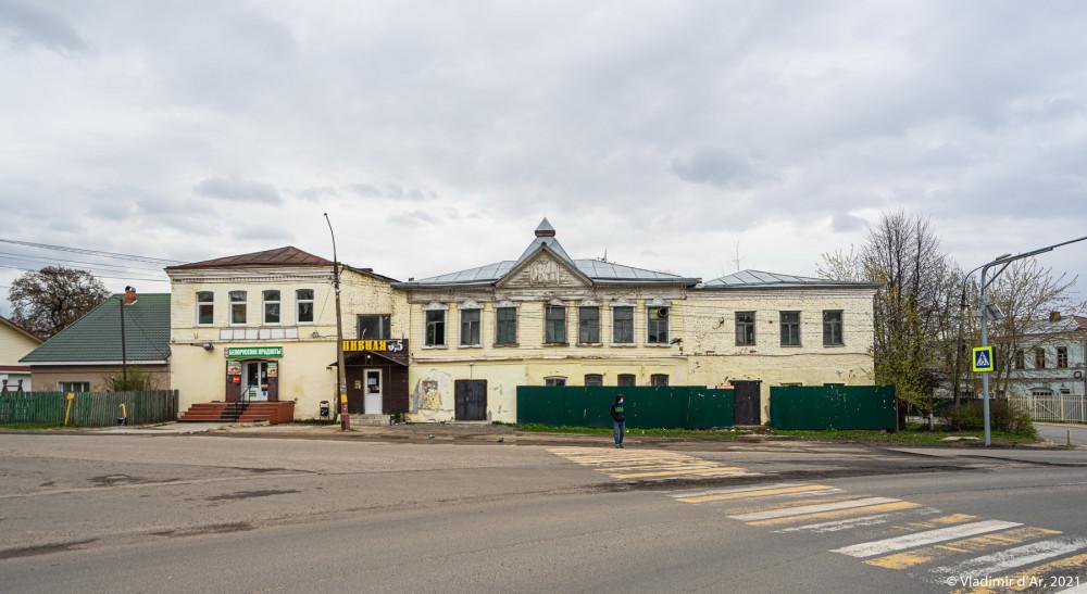 10. Старая Соборная площадь, ныне это площадь Осипова