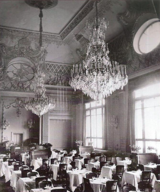 Софийка. Главный Зеркальный зал ресторана Альпийская роза - 1913.jpg