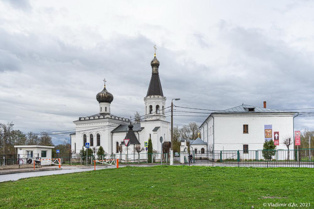 04. Церковь святителя Тихона Задонского