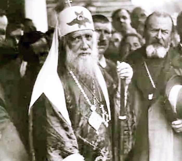 19. Патриарх Тихон. 1918 год.