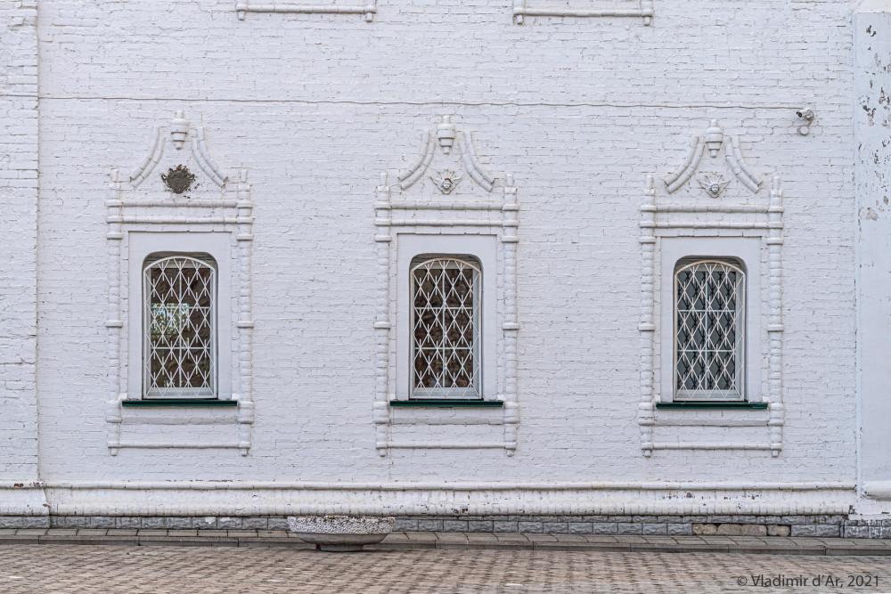 14. Фасад трапезной Воскресенской церкви