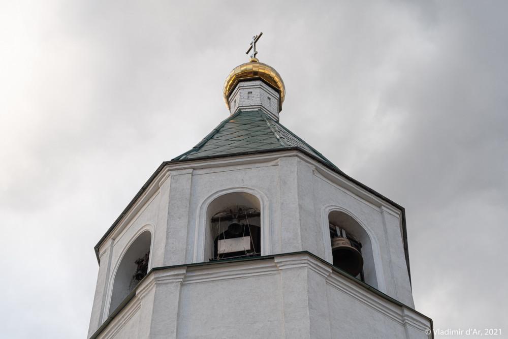 26. Третий ярус звона соборной колокольни