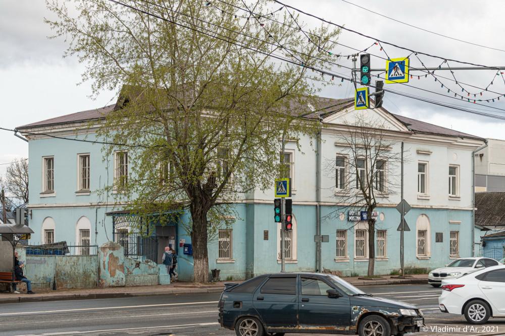 09. Почтовый двор - Советская пл., д. 1