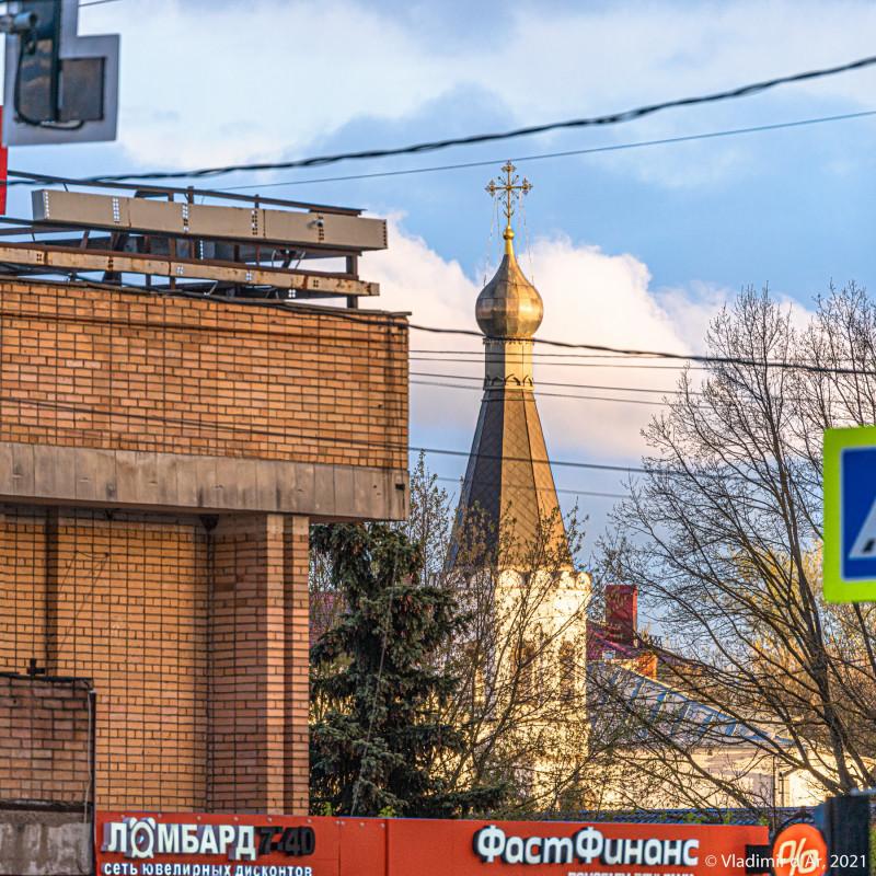 12. Тихоновская тюремная церковь