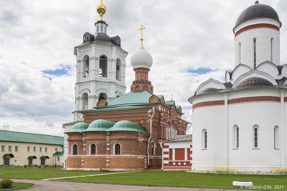 03. Церковь Сергия Радонежского в Николо-Пешношском монастыре