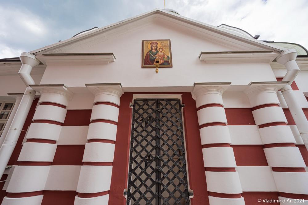 43. Паперть Никольского собора