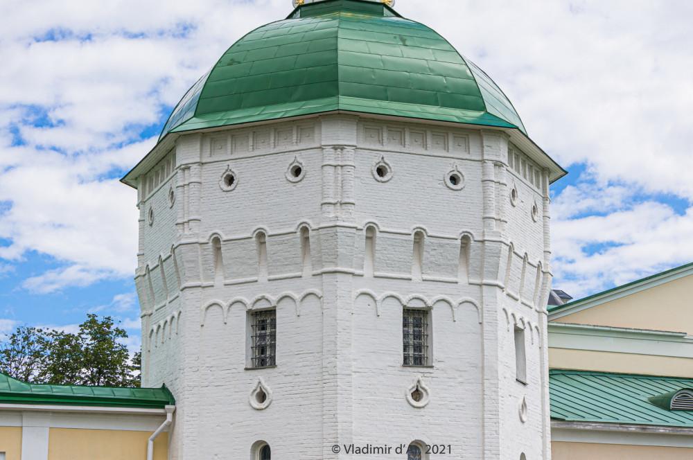 15. Западная дозорная башня