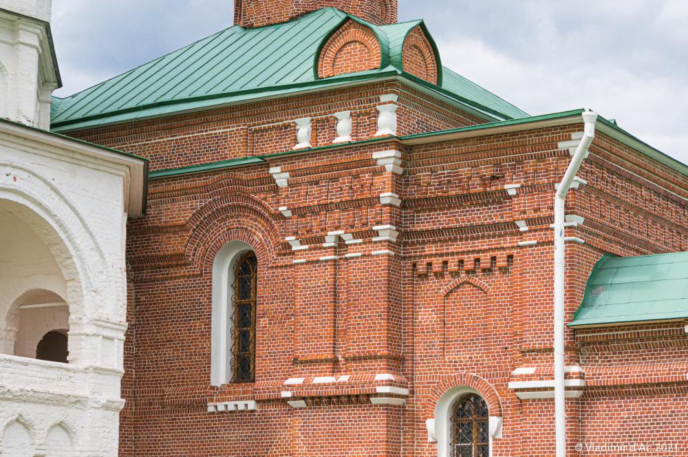 10. Четверик Сергиевской церкви