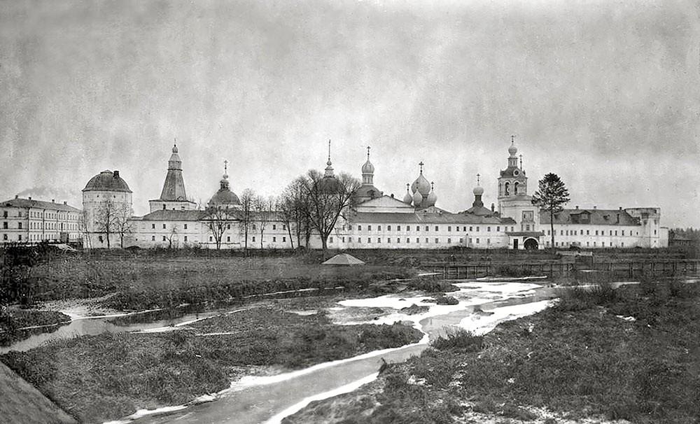 03. Николо-Пешношский монастырь. XIX век.
