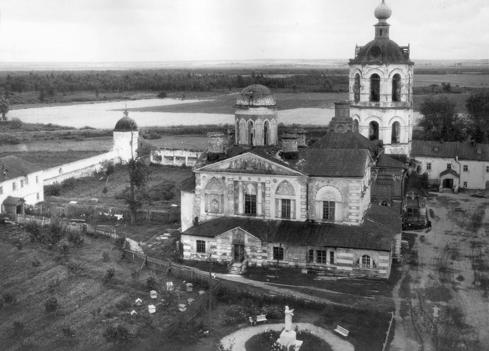 09. Николо-Пешношский монастырь. 1950-1960 годы.