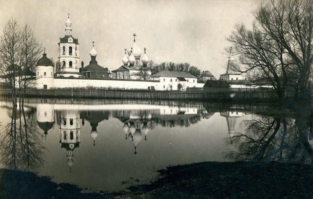 08. Николо-Пешношский мужской монастырь. 1900-1917 годы.