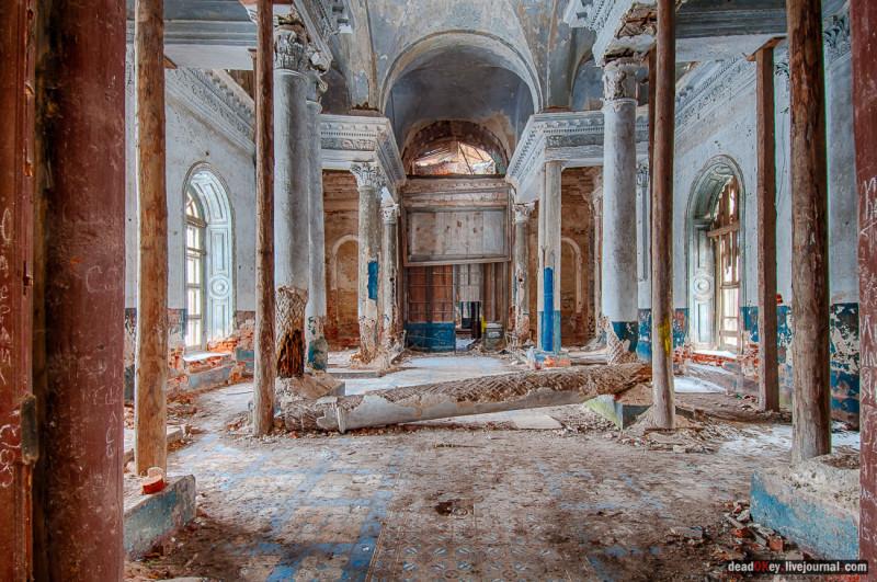Казанская церковь в Яропольце