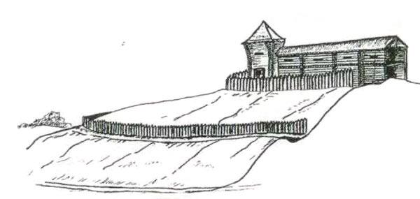Радонежская крепость (реконструкция)