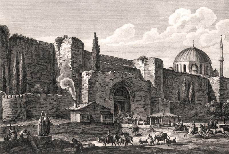 Харисийские ворота