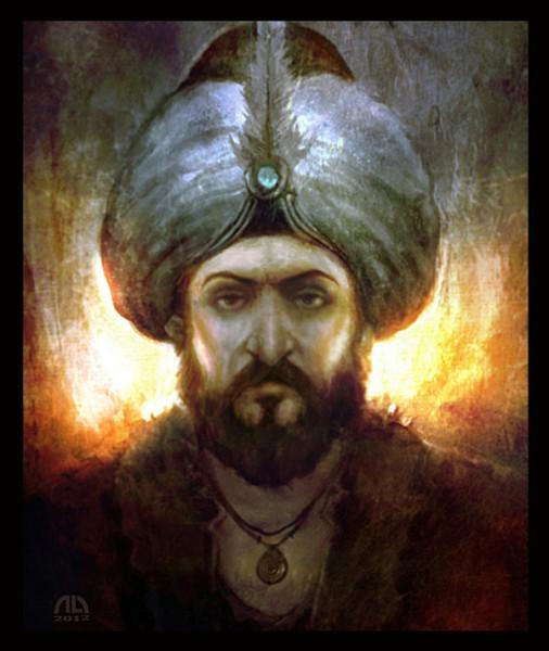 Султан Мехмед II Завоеватель