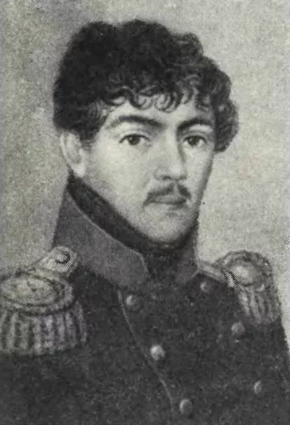 Граф Матвей Дмитриев-Мамонов