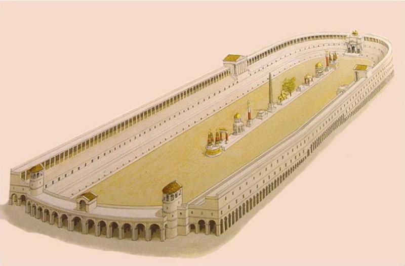 Ипподром Константинополя