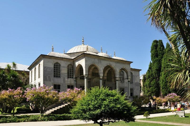 Библиотека Ахмеда III