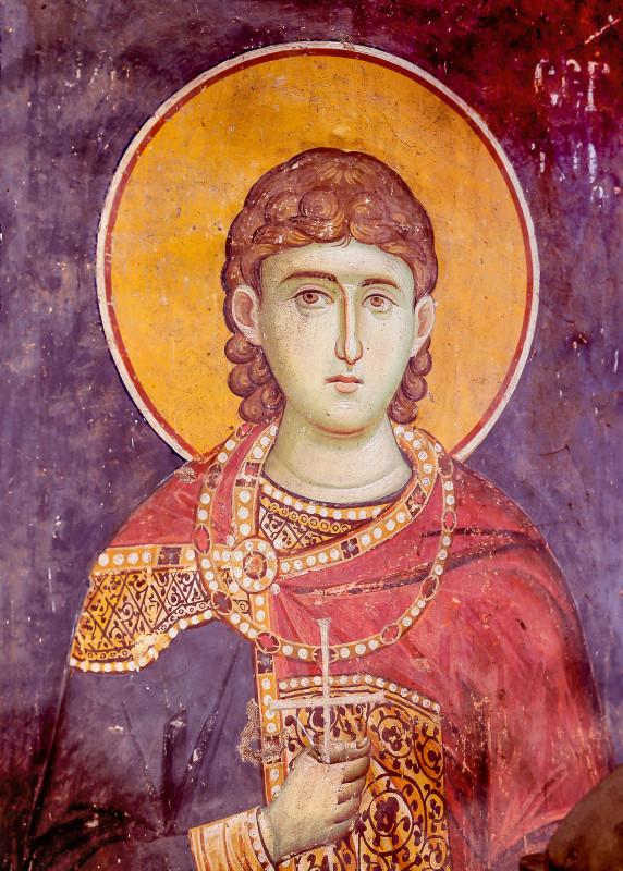 Святой мученик Сергий