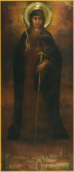 Икона Свеча Неугасимая