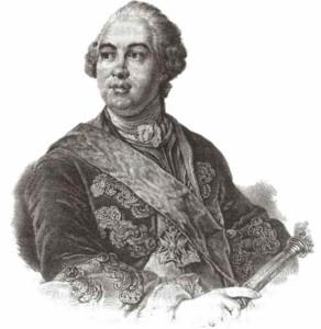 Граф Кирилл Григорьевич Разумовский