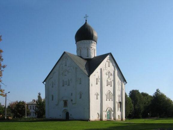 Церковь Спаса на Ильине улице