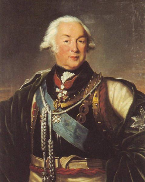 Иван Петрович Салтыков