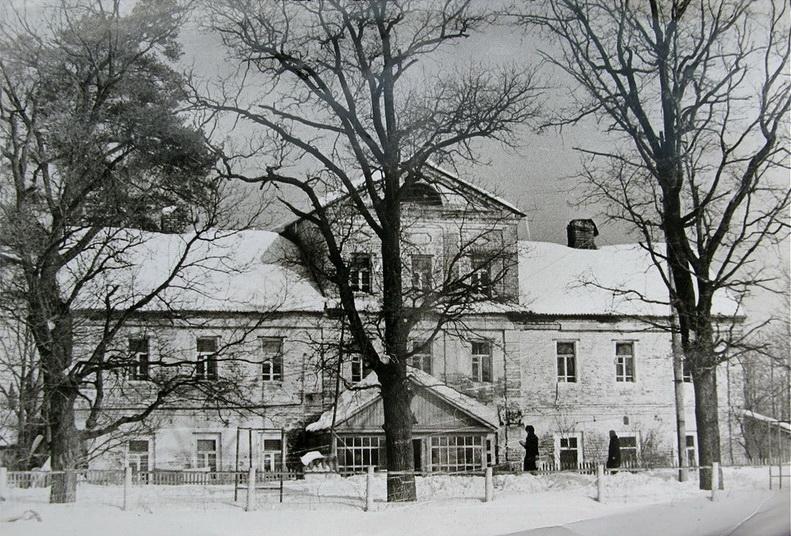 Дом Управляющего в Марфино
