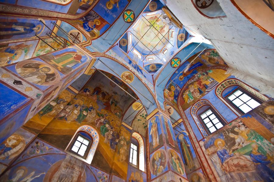 Собор Рождества Пресвятой Богородицы Боголюбский монастырь - Владимир - 11