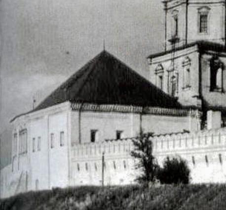 Трапезная Спасо-Андроникова монастыря