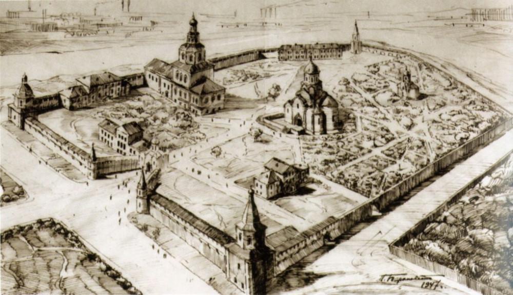 Спасо-Андроников-монастырь