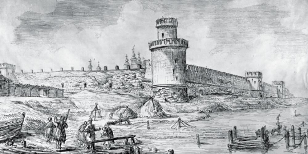 Свиблова, Застеночная, Бобреневская и Сандыревская башни