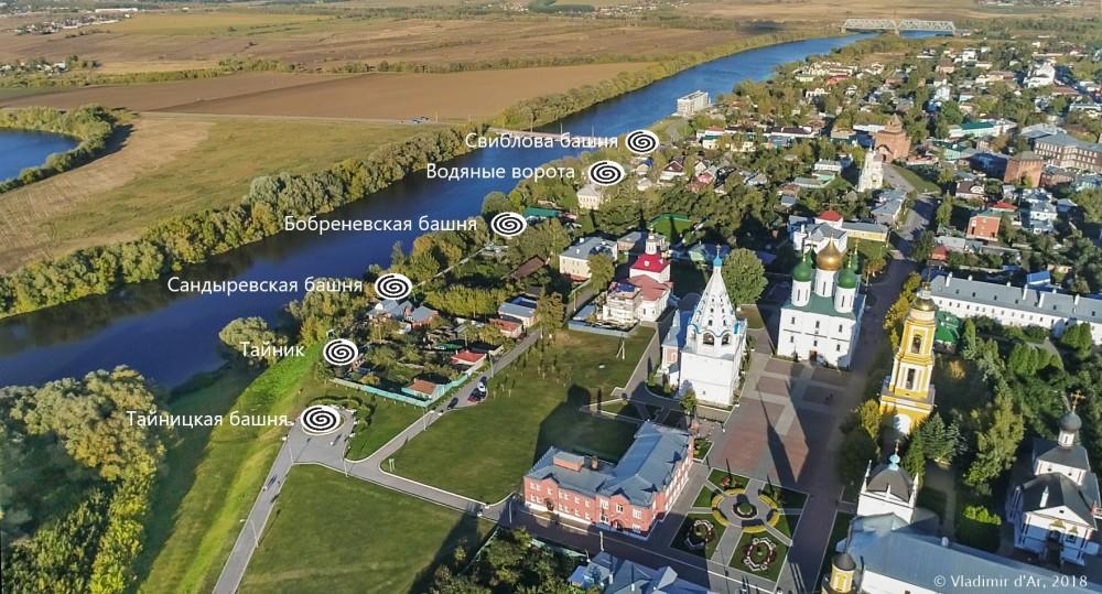 Сандыревская - Свиблова башни