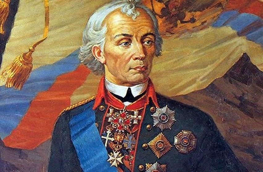 Суворов - фото
