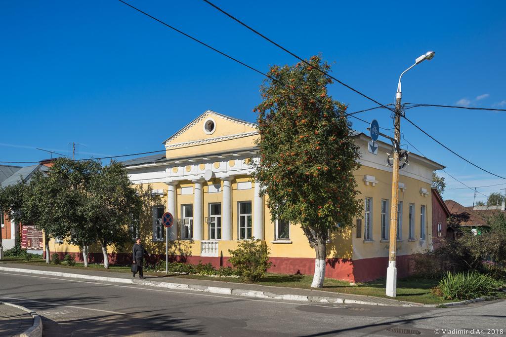 Коломенский кремль. Дом Мозгова.