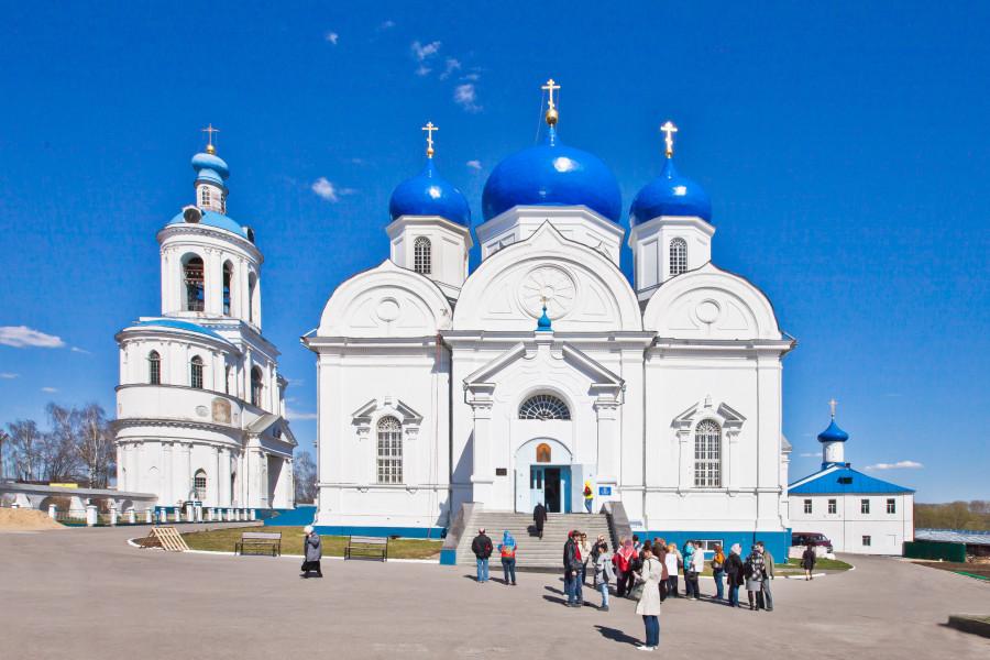 Собор Боголюбивой иконы Божией Матери -  Боголюбский монастырь - Владимир - 02