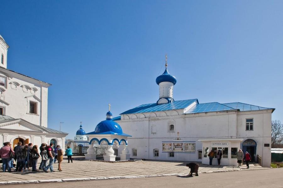Собор Рождества Пресвятой Богородицы Боголюбский монастырь - Владимир - 20 - Трапезная церковь Благовещения