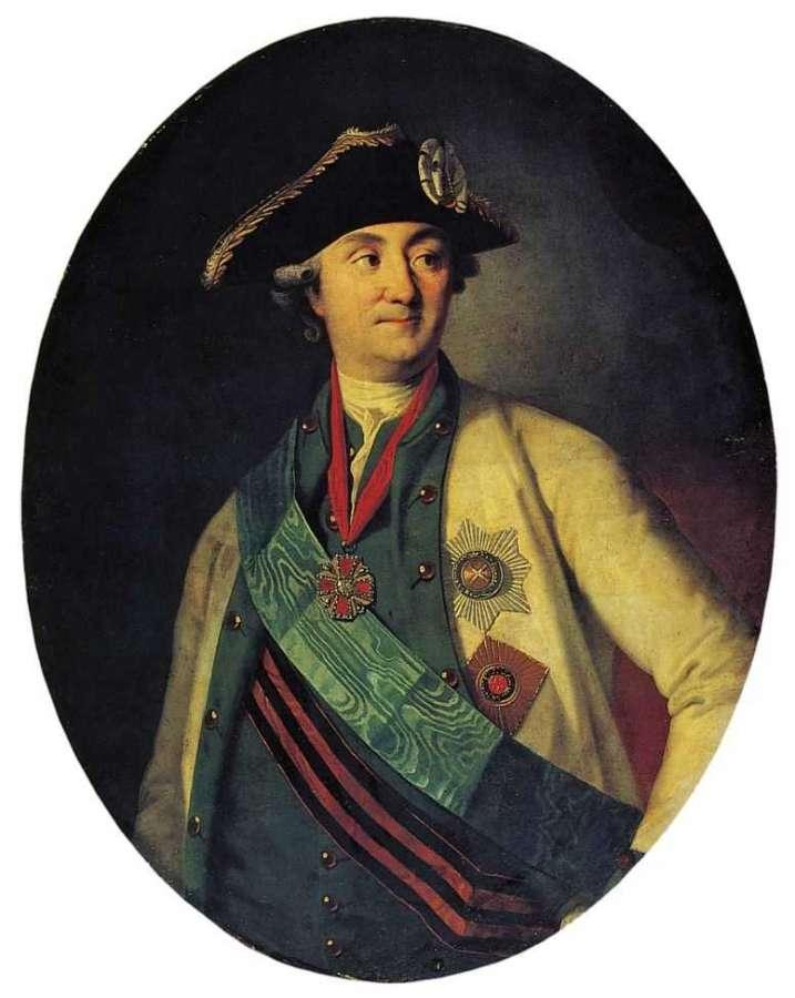 Граф Орлов-Чесменский