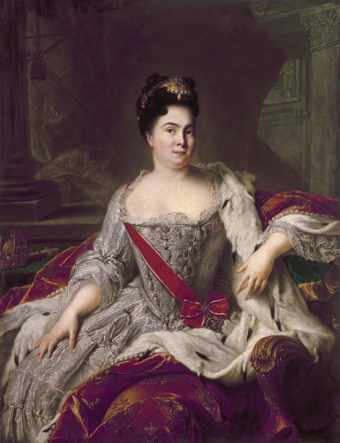 024 - Святая Екатерина - Екатерина I