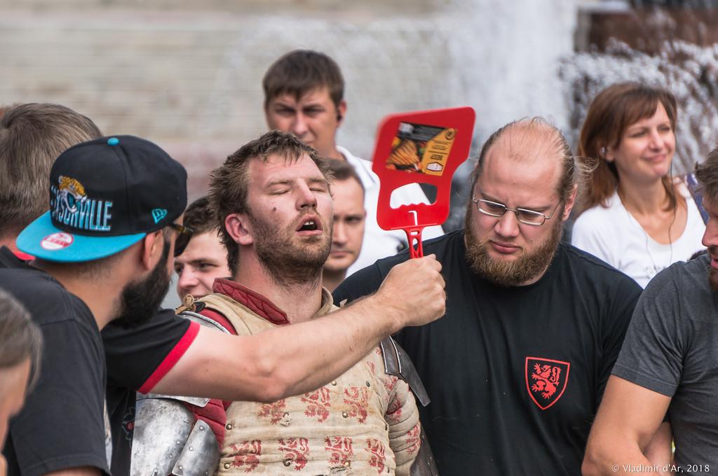 """""""Кубок Донжона"""" на площадке """"Времена и Эпохи."""
