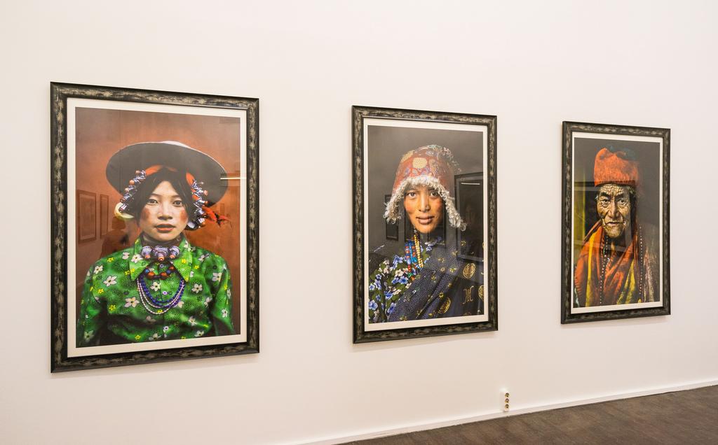Фотовыставка Стива МакКарри в Москве
