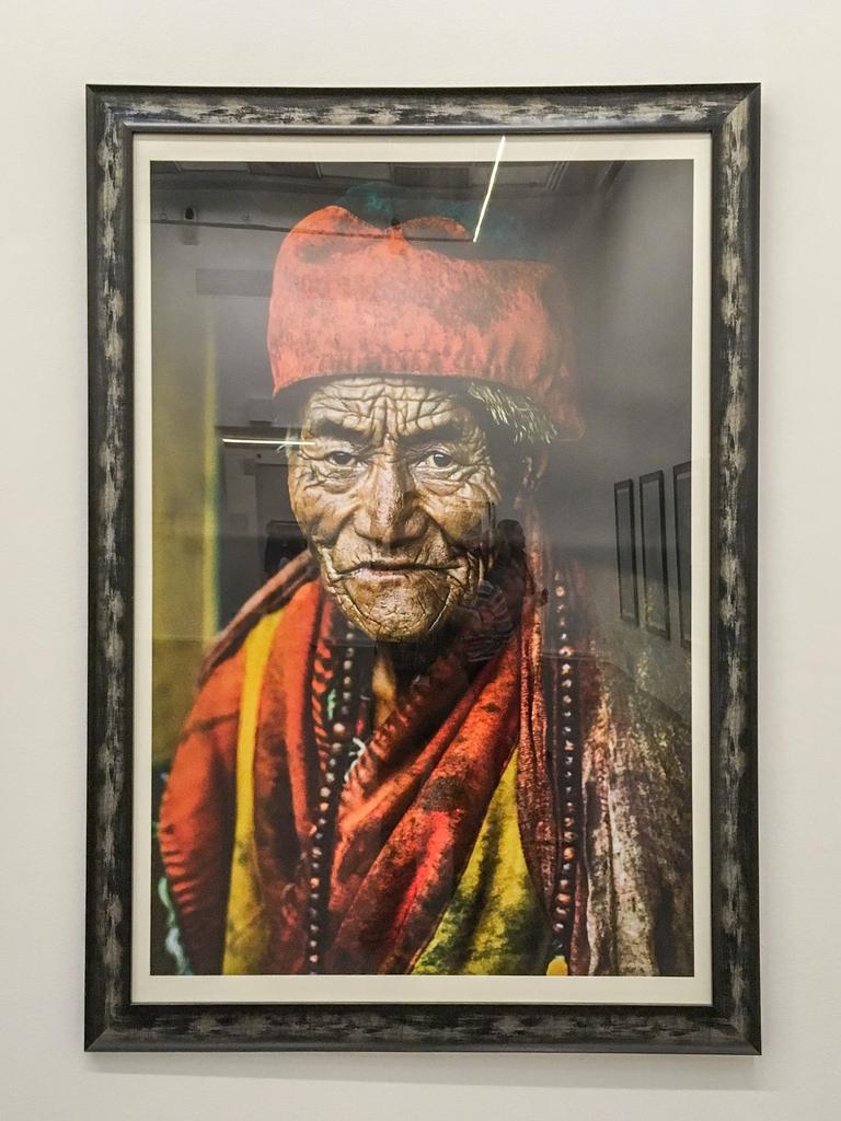 Фотовыставка Стива МакКаhри в Москве
