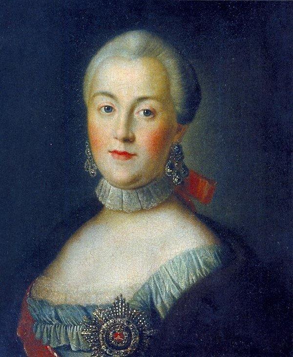 025 - Святая Екатерина - Екатерина I - Екатерина II