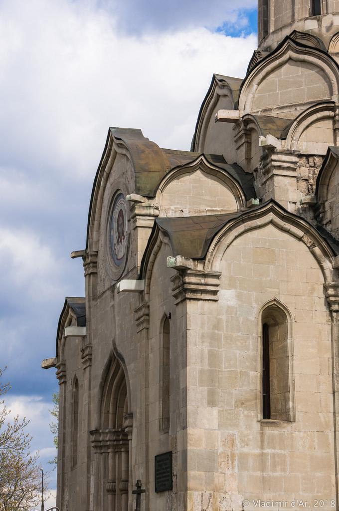 Спасо-Андроников монастырь. Спасский собор.