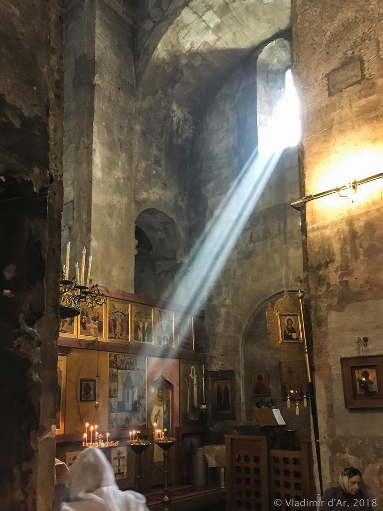 Спасский собор. Андроников монастырь.